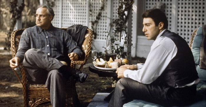 best crime movies - the godfather