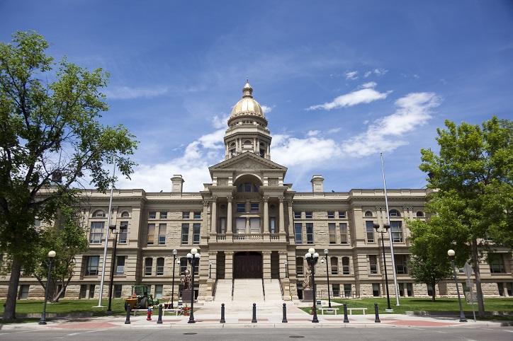 Wyoming Arrest Records