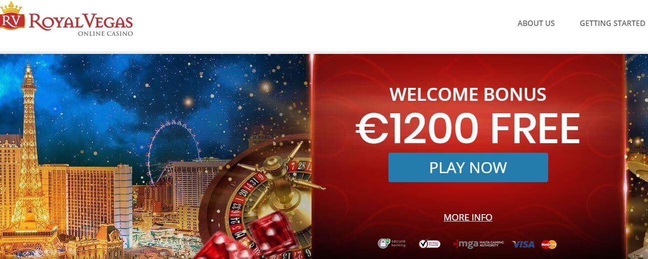 online real money slots - Royal Vegas