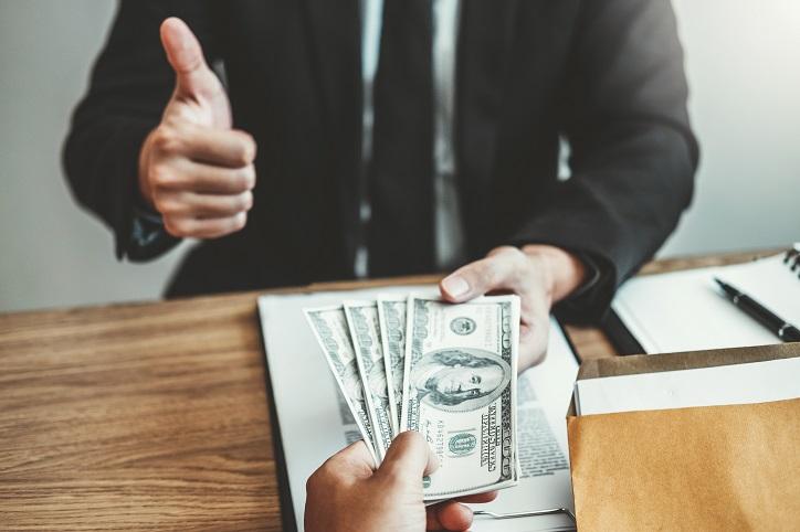 New Jersey Bribery