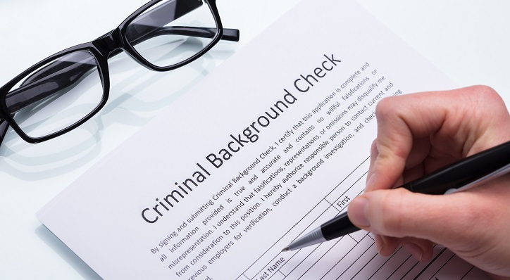 Background Check on Me