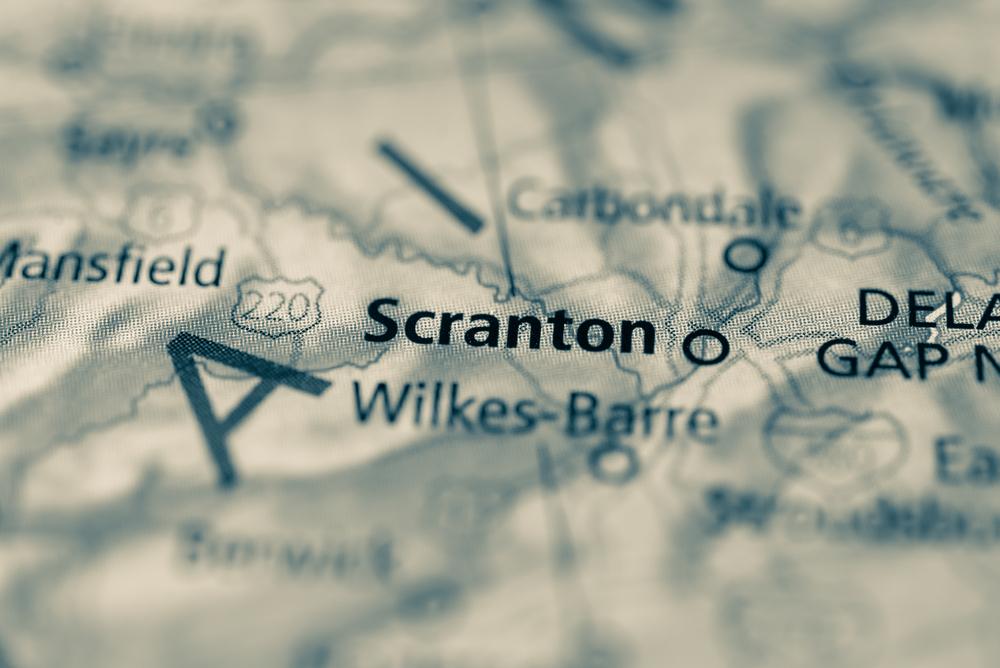 Scranton Court Records