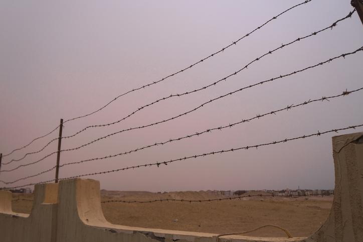Port Isabel Detention Center Texas