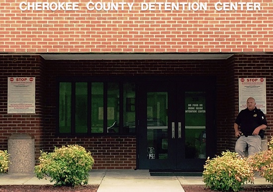 Cherokee County Jail Inmate Search