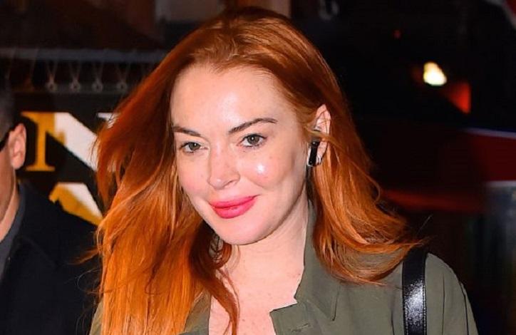 Lindsay Lohan Public Records