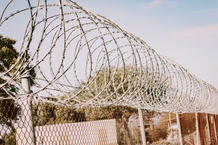 John J. Moran Medium Security Facility Rhode Island
