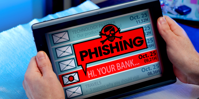 financial scams on senior citizens - a phishing email warning
