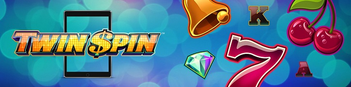free slots for iPad - Twin Spin Slot