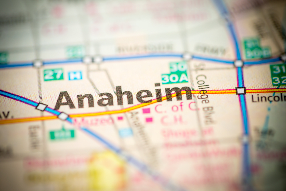 Anaheim Court Records