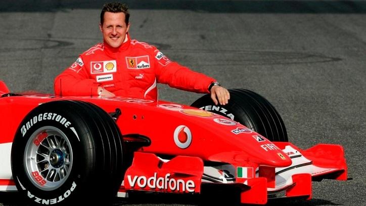 Michael Schumacher Background Check