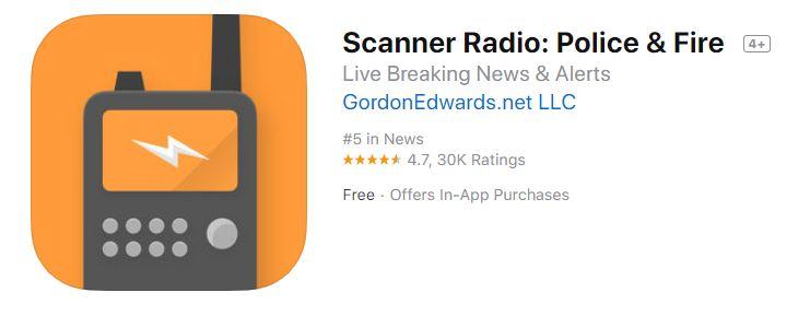 Scanner Radio Deluxe