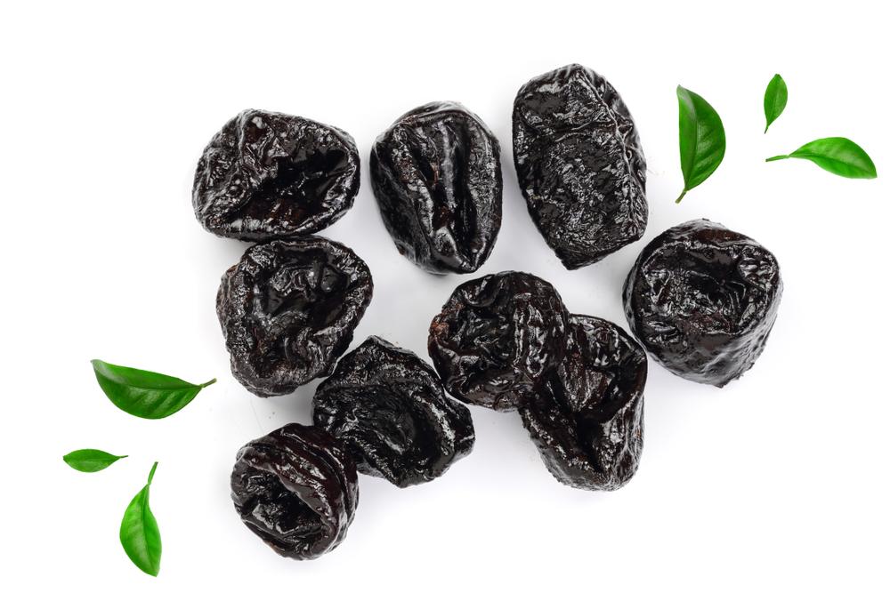 high protein fruit prunes