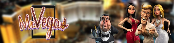 free slots for iPad - Mr. Vegas slot