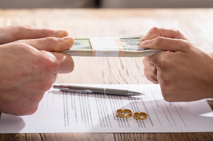 Effects of Infidelity on Divorce in Washington