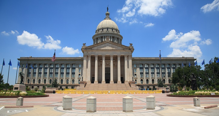 Oklahoma Forgery Law,