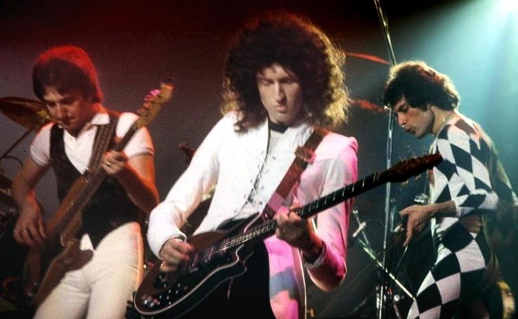 Queen Biography
