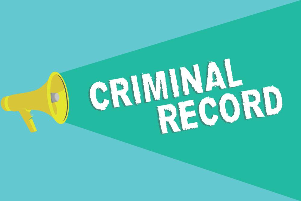 find criminal records