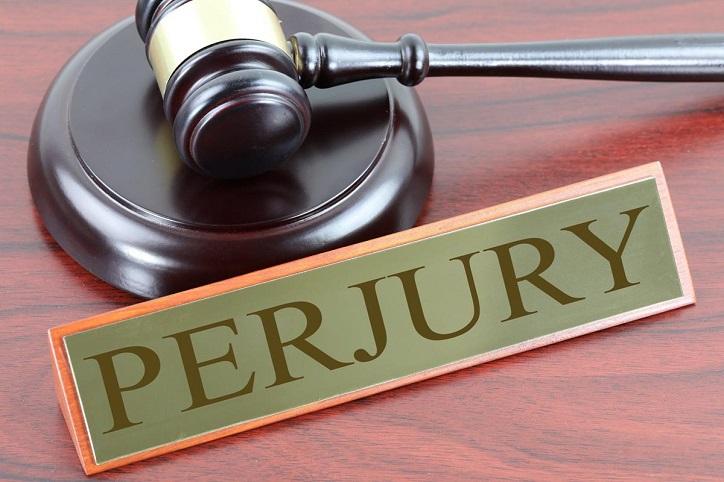 Utah Perjury Law