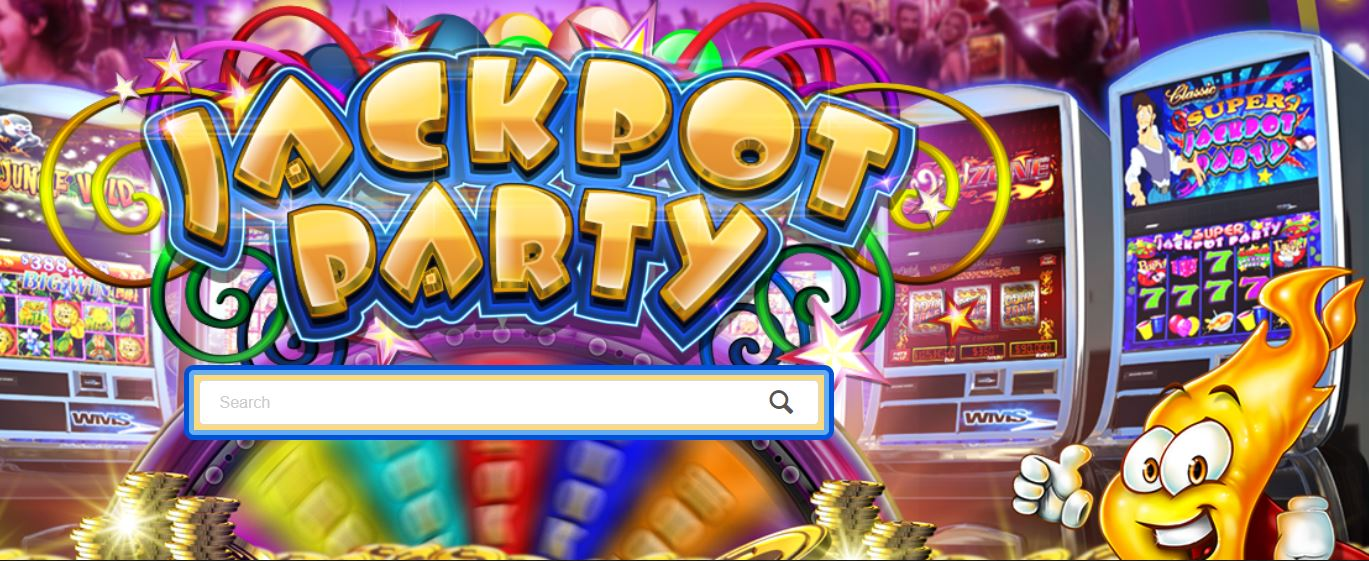 Jackpot Party Casino Facebook,