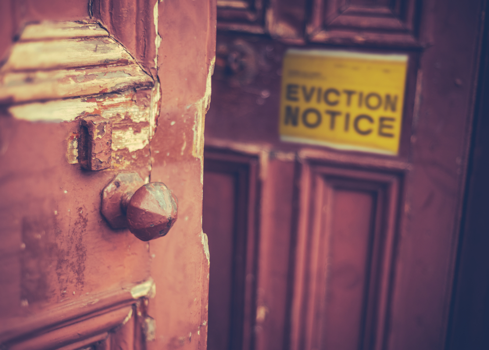 How Does Eviction Work