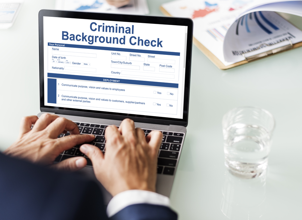 what is in a background check