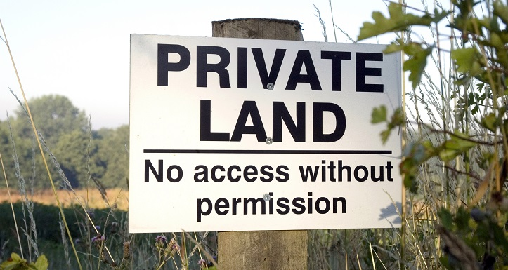 Trespassing Laws Oklahoma