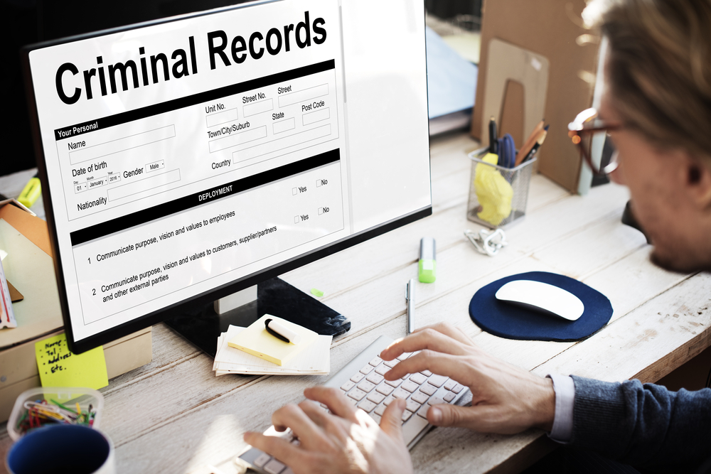 how to find criminal records