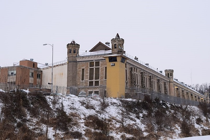 Iowa State Penitentiary