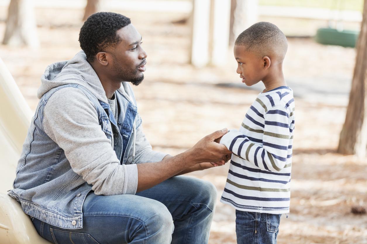 helping children with divorce