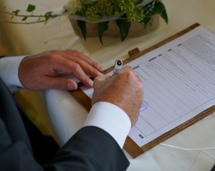 Oregon Marriage License