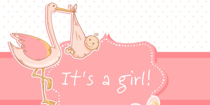 popular baby names it's a girl sign