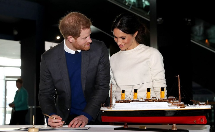 Background Check Meghan Markle