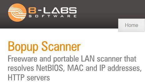 B-Labs Bopup Scanner
