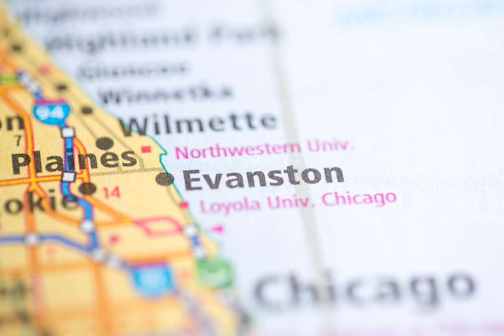 Evanston Court Records