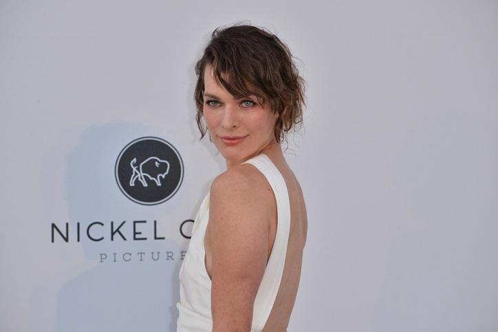 Milla Jovovich Background Check