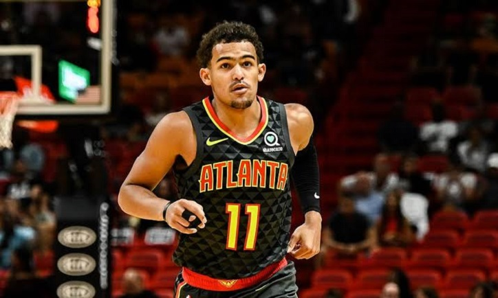 Trae Young Background Check