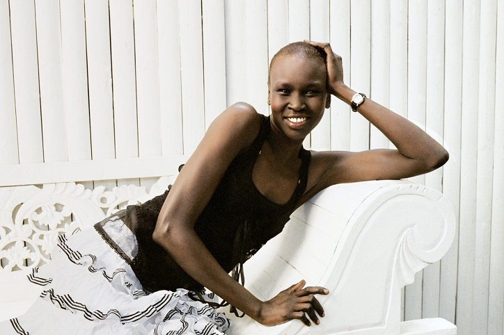 Alek Wek Public Records