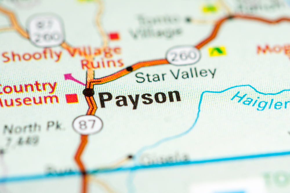 payson arizona public records