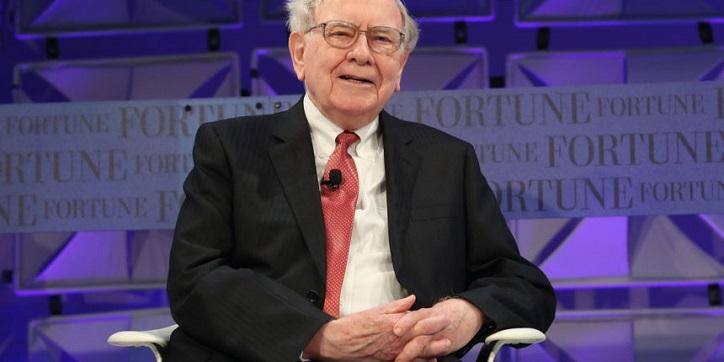 Warren Buffett Bio