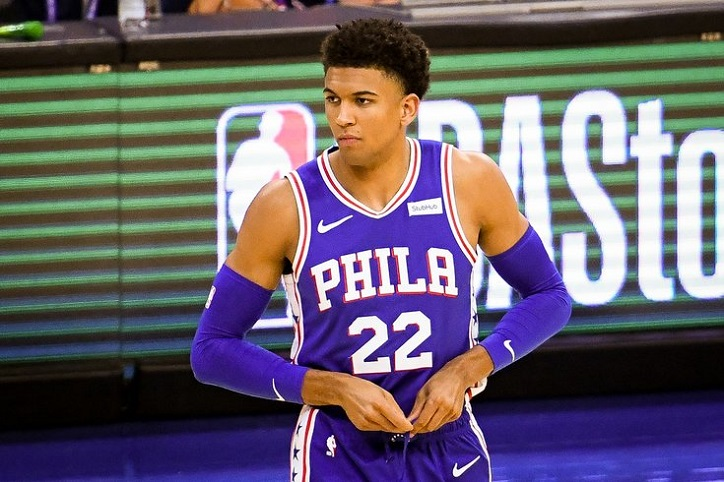 Matisse Thybulle Background Check