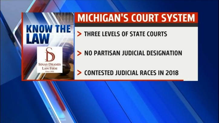 Michigan Judicial Records
