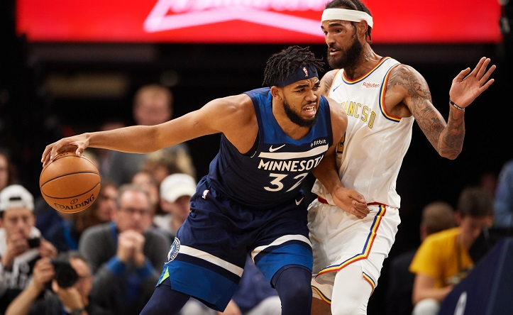 Karl-Anthony Towns Public Records