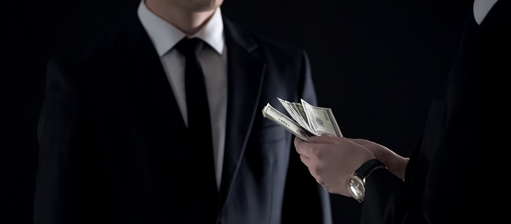 Bribery Law Delaware