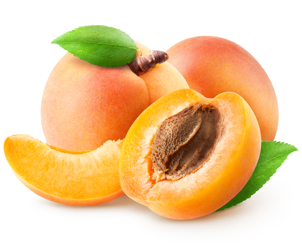 apricot high protein fruit