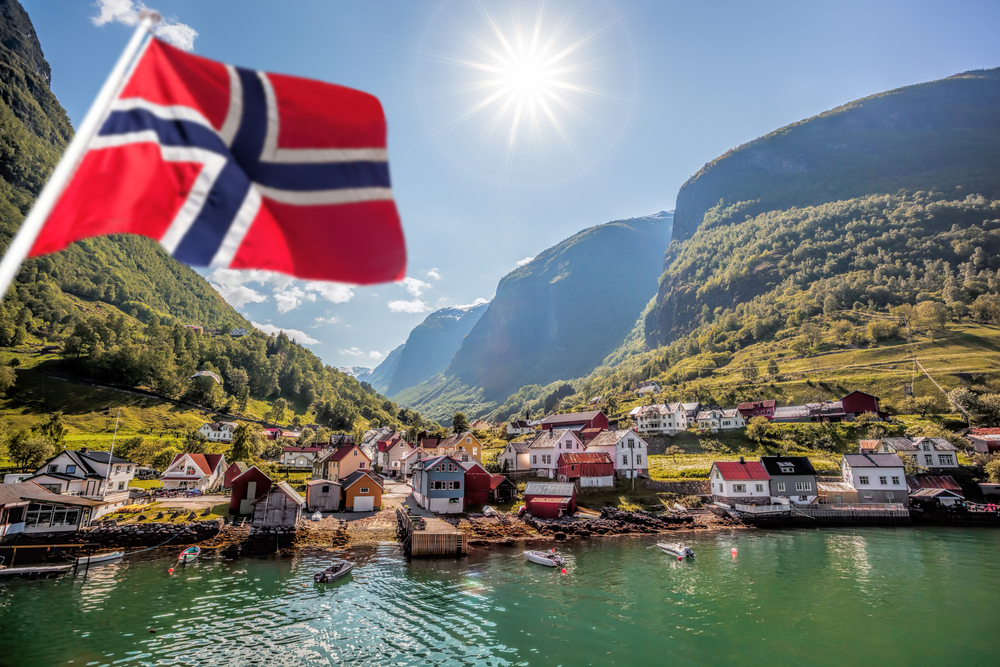 richest country Norway