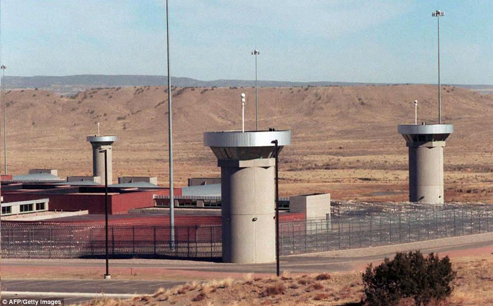 most secured prisons in the united states