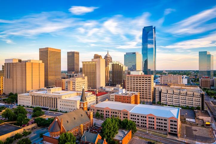 Oklahoma City Crime Rate