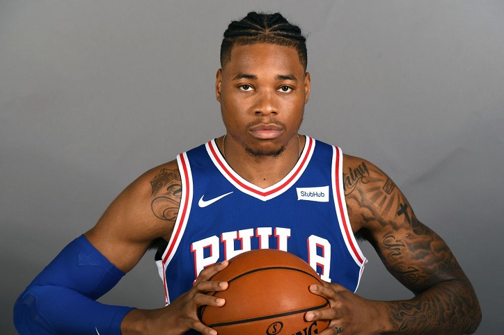 Richaun Holmes Background Check