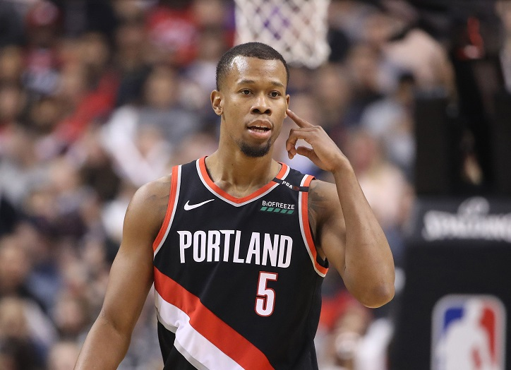 Background Check Rodney Hood