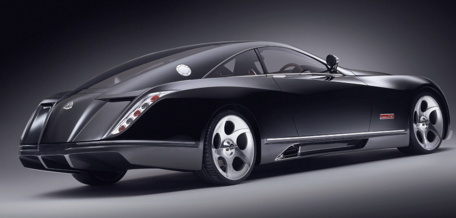 maybach most expensive car in the world